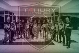 "Grup hip-hop Tahury kampanye ""stay at home"" via lagu cegah COVID - 19"