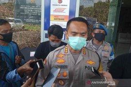 Hari kelima PSBB, Polresta Cirebon perketat penjagaan di check point