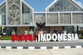 Danrem 121/Abw kunjungi pos perbatasan Indonesia - Malaysia