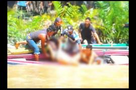 Asyik berenang di sungai, Devi tewas diterkam buaya