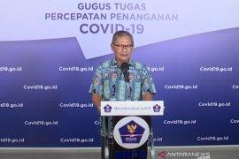 Jubir  Pemerintah: Masih belum ada konsistensi penurunan infeksi COVID-19