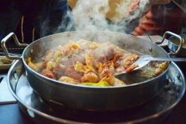 Menu Ramadhan: Nugget ayam Korea