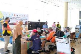 Maskapai penerbangan Citilink awali penerbangan Jambi-Jakarta