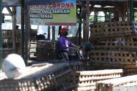Pasar Banjaran Kediri ditutup tiga hari cegah penyebaran virus corona