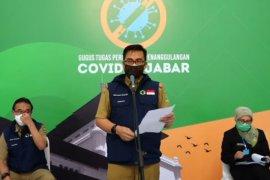 Tak ada penambahkan klaster baru COVID-19 di Jabar