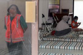 Di Kota Kediri, warga patuh ikuti prosedur tunggu di ruang observasi