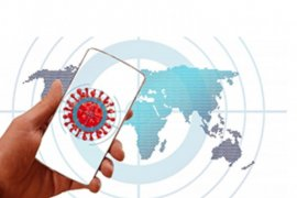 Pasar smartphone dunia, jatuh di bawah 300 juta unit akibat hantaman corona