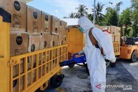 Kaltim terima bantuan 4.300 APD dari BNPB