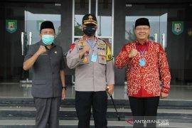 Gubernur benarkan mantan Kapolda Bengkulu positif COVID-19