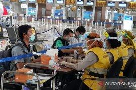Bandara Soekarno-Hatta perketat pelaksanaan protokol kesehatan