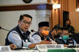 Gubernur Ridwan Kamil pastikan telur bansos provinsi berkualitas