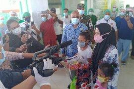 Kabar baik,dua pasien Covid-19 di Biak dinyatakan sembuh