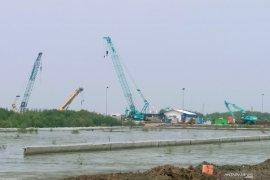 Proyek pembangunan PLTGU Jawa-1 tetap berlanjut selama PSBB Jawa Barat