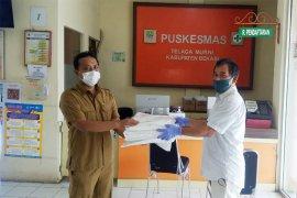 Ukhuwah 68 bantu APD ke sejumlah Puskesmas di Bekasi dan Tangerang