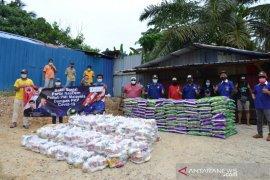 Bakti Sosial Pekerja Migran Indonesia Partai NasDem santuni 10 ribu WNI di Malaysia