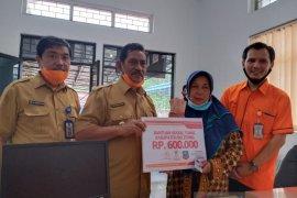 1.368 keluarga di Belitung terima bantuan dari Kemensos
