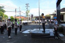Satu anggota Polres Aceh Tengah dipecat tidak hormat