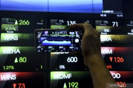 IHSG bergerak naik jelang pengumuman hasil rapat Bank Indonesia