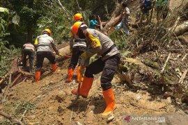 Sembilan titik lintasan Aceh Tenggara dan Gayo Lues longsor