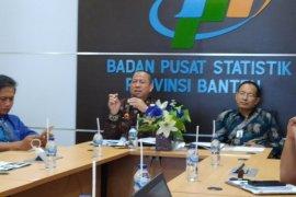 Ekonomi Banten triwulan I-2020 tumbuh 3,09 persen