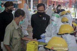 PSBB tahap III, Pemkot Bogor intensifkan rapid test dan swab test