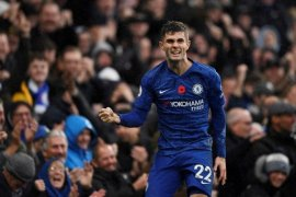 Lampard pastikan Pulisic absen  lawan Liverpool