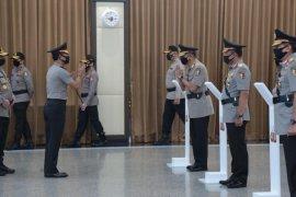 Kapolri Idham pimpin kenaikan pangkat 77 pati Polri hari ini