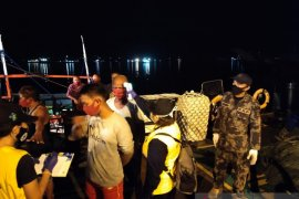 KKP bekuk kapal ikan asing berbendera Filipina di Laut Sulawesi