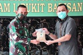 PTPN II salurkan bantuan gula pasir melalui Kodam I/BB