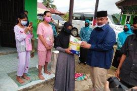 Pemkab Kukar Salurkan 2.154 Paket Sembako di Loa Janan