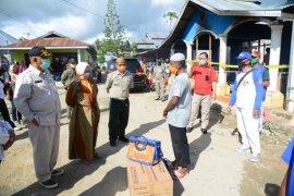 Pemprov Gorontalo bantu korban kebakaran di Kabupaten Gorontalo