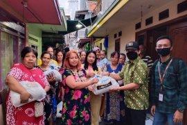 PNM bagikan 25.000 paket sembako