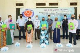 Indocement kirim bantuan ke desa-desa di Citeureup Bogor selama Ramadhan