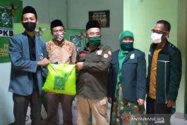 PKB Kota Bogor salurkan bantuan sembako dari Muhaimin