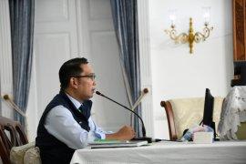 Gubernur Jawa Barat: Pasien positif corona dirawat di RS jumlahnya turun