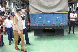Plt Gubernur Aceh pastikan pengiriman logistik ke Sabang lancar