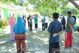 Sembilan warga di Kabupaten Gorontalo kembali dari isolasi