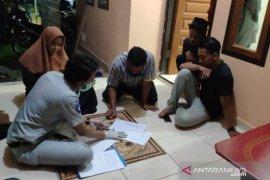 JR Babel Jemput Bola Serahkan Santunan Lakajol di Belitung Timur