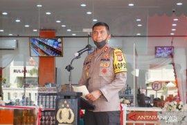 Kapolda Jawa Barat resmikan warung murah Primkoppol Mart Cianjur