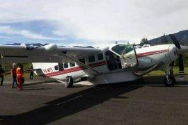 Pesawat MAF jatuh di Danau Sentani