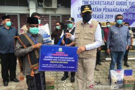 Delapan daerah di Aceh belum terima bantuan dampak COVID-19