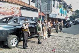 Polda Jabar bubarkan kerumunan 12.781 kali selama sepekan PSBB, paling banyak di Karawang
