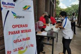 PTPN XI  gelar pasar murah gula untuk stabilisasi harga
