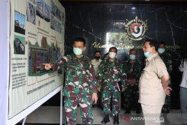 Menhan Prabowo cek kesiapan Unhan buka fakultas dan prodi baru