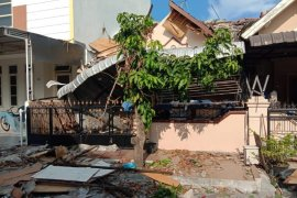 Satu orang jadi korban ledakan di Komplek Cemara Asri