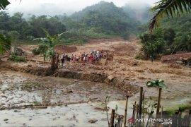 Sukajaya Bogor kembali diterjang bencana banjir dan longsor