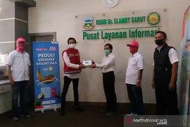 Pertamina salurkan bantuan pangan untuk tenaga medis RSUD Garut