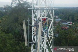 """Telkomsel hadirkan jaringan di titik """"Blank Spot"""" di Sawahlunto"""