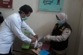 BNN Banten musnahkan barang bukti 330,2 gram sabu hasil penangkapan di apartemen