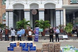 BI Provinsi Aceh salurkan bantuan sosial untuk masyarakat terdampak COVID-19